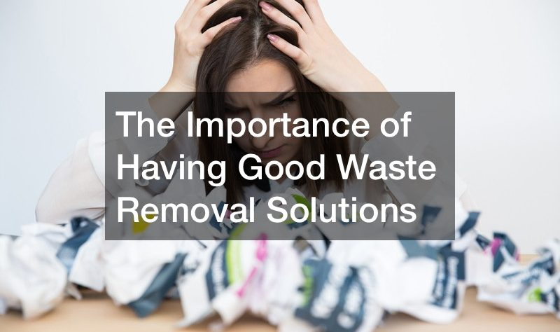 local waste removal service